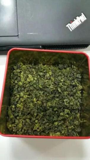 茶中仙超大份量4罐总640g散装茶叶 新茶浓香型兰花香特级正宗安溪铁观音配礼袋 晒单图