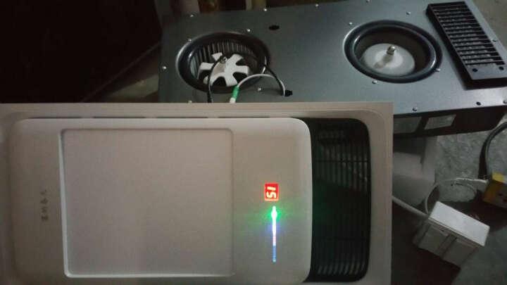 塞纳春天 浴霸 集成吊顶浴霸 嵌入式风暖多功能浴霸 薄机身浴霸 SN-892 1厨2卫套餐 晒单图