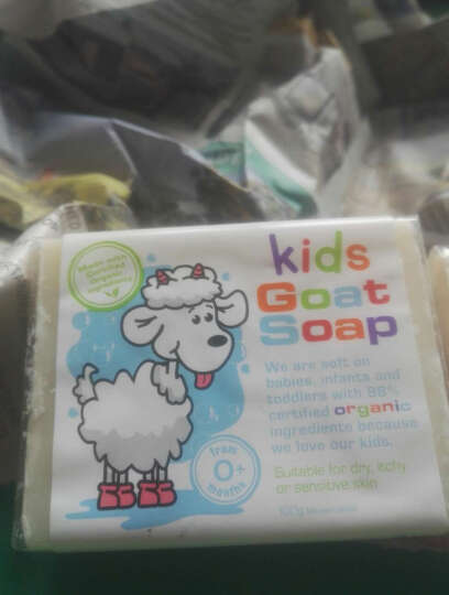 羊奶皂(Goat soap) 澳洲原装进口Goat Soap 手工山羊奶皂/沐浴露 羊奶沐浴露 麦卢卡蜂蜜味 500ml 晒单图