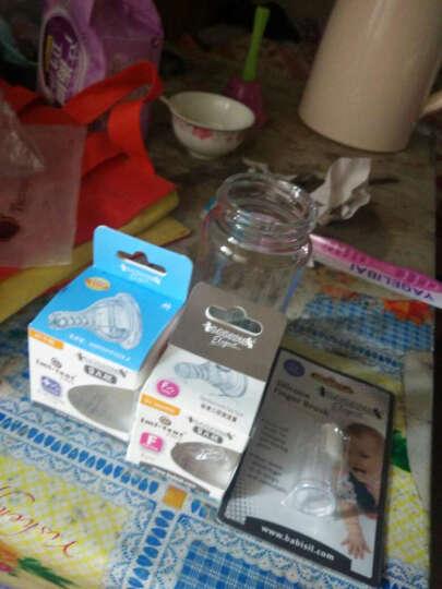 贝儿欣(BABISIL) 儿童宝宝牙刷 硅胶手指牙刷 乳牙刷 手指牙刷 晒单图