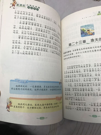 语文新课标·小学生必读丛书·无障碍阅读·彩绘注音版:木偶奇遇记 晒单图