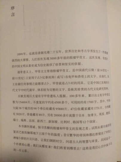 殷墟探秘:甲骨文 晒单图