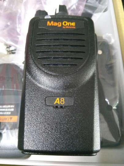 摩托罗拉 MAG ONE A8 高段商用对讲机(450-470MHz) 晒单图