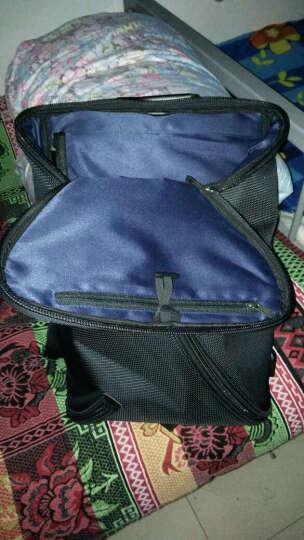 出走/NIID联合款 双肩包背包男 收纳多功能数码摄影包 15.6寸笔记本电脑包 UNO 出行/洗漱收纳包(选配) 晒单图