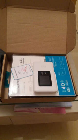 【送流量卡】中沃4g无线路由器移动随身随行wifi无限流量SIM卡托3g便携车载mifi上网卡宝神器 彩屏全网通+一年流量套餐【月享1200G】 晒单图
