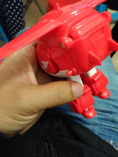 奥迪双钻(AULDEY)超级飞侠 儿童玩具男孩益智变形机器人-卡文 710270 晒单图