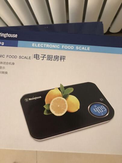 美国西屋(Westinghouse)厨房电子触控营养食物食品秤WES-1001 晒单图