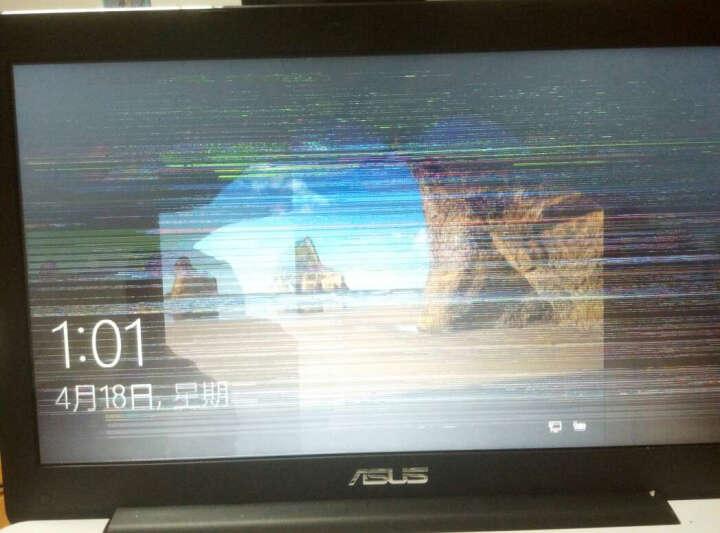 华硕(ASUS) A555BP9410/9010 15.6英寸手提商务办公学生笔记本电脑 黑色9410 定制版 4G内存/240G固态 晒单图