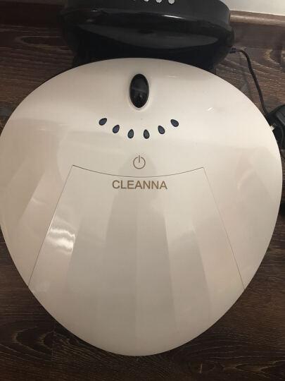 卡琳娜F1扫地机器人智能家用吸尘器全自动充电拖地清洁一体机 F1E白色(升级版) 晒单图