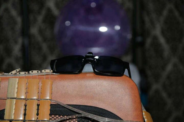 卡斯兰 司机护目镜汽车眼镜日夜两用防眩目偏光镜片防远光灯夜视镜遮阳板车载装饰用品 遮阳挡 增强版 支架可360度调节 晒单图