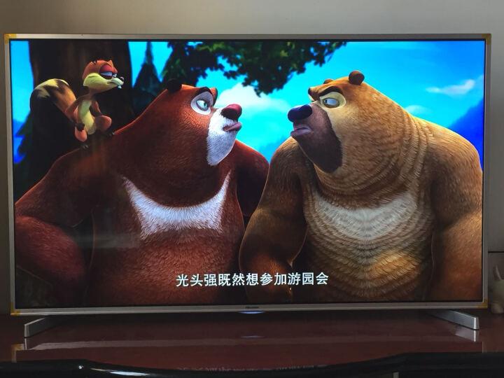 海信(Hisense) LED55EC660US 55英寸 炫彩4K智能电视14核 晒单图
