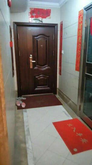 圣甲(SHENGJIA)甲级防盗门安全门 入户门 LP-B313钢质户外进户门户外门 门扇9公分现货 2050*960左外开 晒单图
