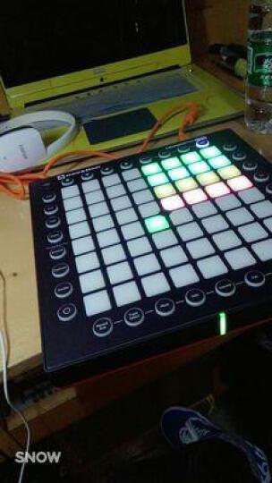 诺维逊Novation MK2 MIDI现场控制器音乐编曲键盘打击垫 launchpad PRO 晒单图