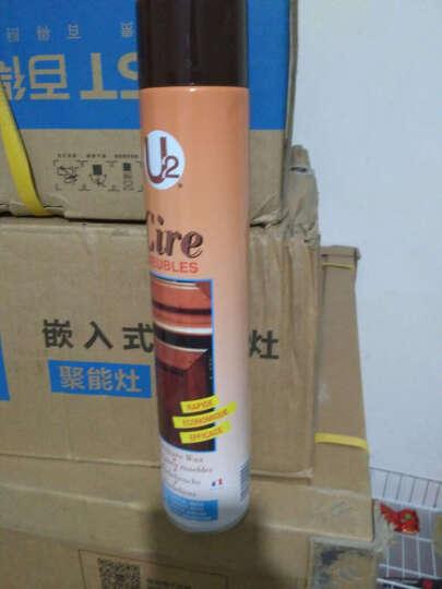 U2 法国原装进口复合实木地板蜡实木家具保养油 皮具沙发护理保养液上光防尘防磨滋养 晒单图