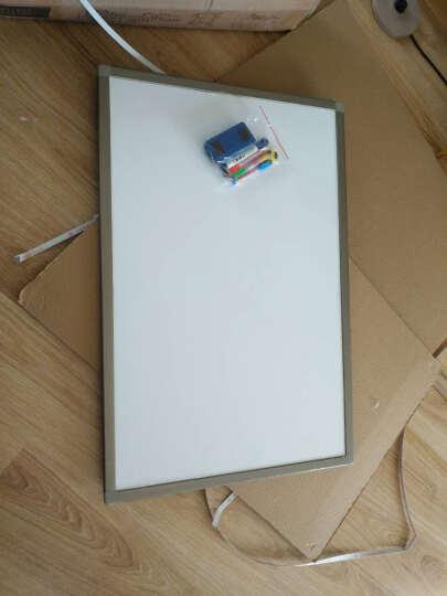 丽博士  白板 黑板 移动  架子 看板 办公 会议 教学 培训  磁性 写字板  书写 100*120cmN双面白板 晒单图