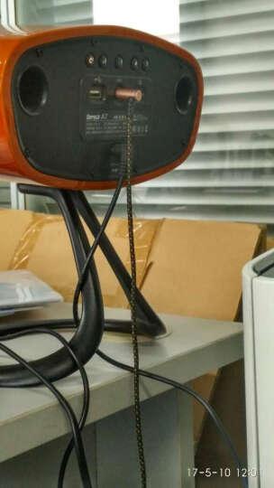 秋叶原(CHOSEAL)AUX车载立体声音频线 3.5mm电脑电视手机音响音频线1.5米QQ006T1D5 晒单图