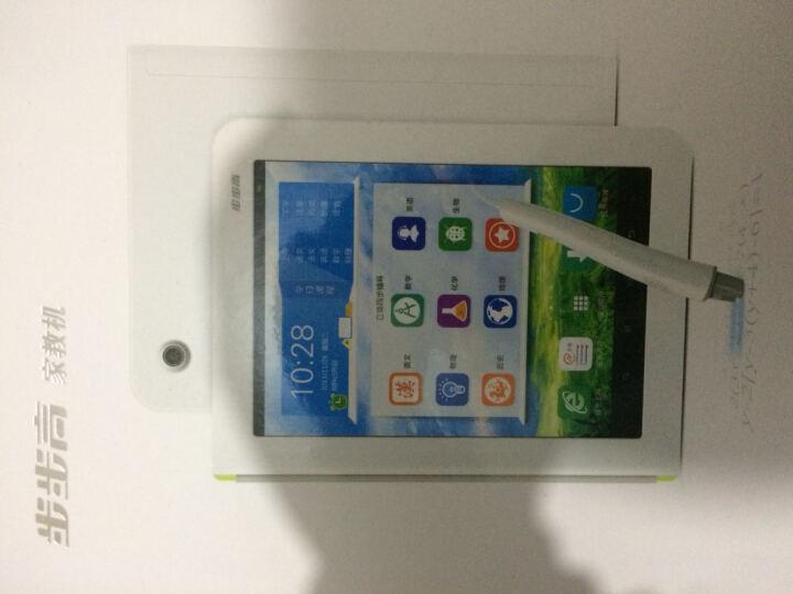 步步高家教机H9 珍珠白 16G支持扩充 扫描笔 摄像头 学生平板电脑 学习机 英语点读机点读笔早教机 晒单图