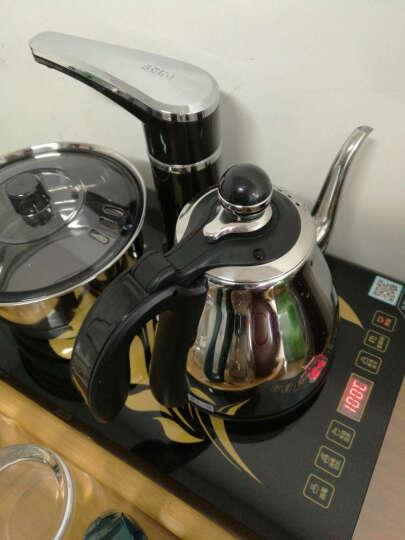 新功(SEKO) 电水壶保温全自动上水电热水壶304不锈钢烧水壶 茶具电茶壶电茶炉F98 晒单图