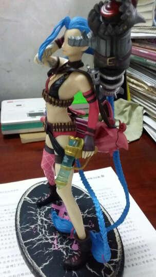 LOL英雄人偶联盟手办模型  盲僧 车载摆件 桌面摆台 汽车摆台饰品 生日礼物 礼品 法外狂徒 格雷福斯 男枪  第二代Q版 晒单图