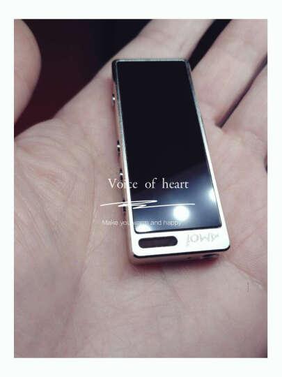 夏新(Amoi) 微型钥匙录音笔专业高清智能降噪声控录音超小超长录音器MP3播放器 升级版16G+加密版+充电器+布袋+挂绳 晒单图