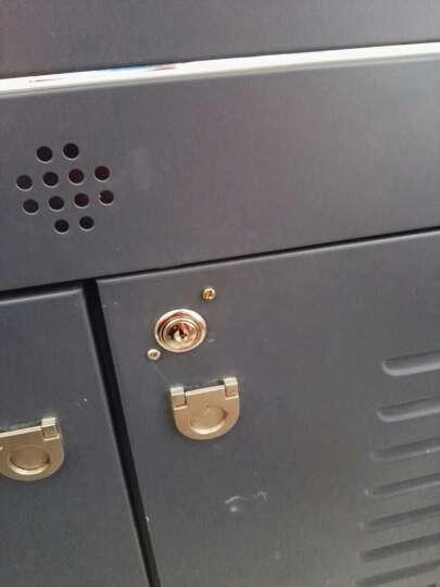 天奴五金 抽屉锁 小锁 适合各种抽屉厚度面板 衣柜自动锁具 带锁扣 建议款338 适合3.2厚度 以下门板-32 晒单图
