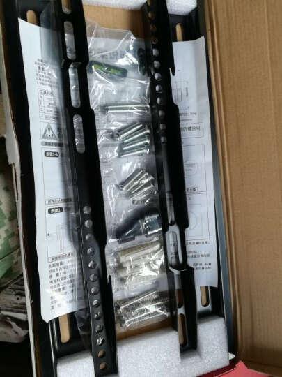 贝石 308(26-55英寸)通用电视机挂架小米夏普索尼长虹三星飞利浦液晶显示器支架壁挂 晒单图