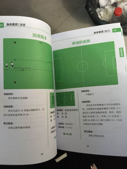 现货  德国足球训练全书 弗兰克·托梅斯 青少年足球入门基础技法 足球专业培训教材 晒单图