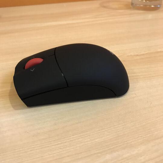联想(Lenovo) 【包邮】联想 经典小黑无线鼠标 笔记本台式机一体机企业办公家用百搭通用鼠标 无线版 晒单图