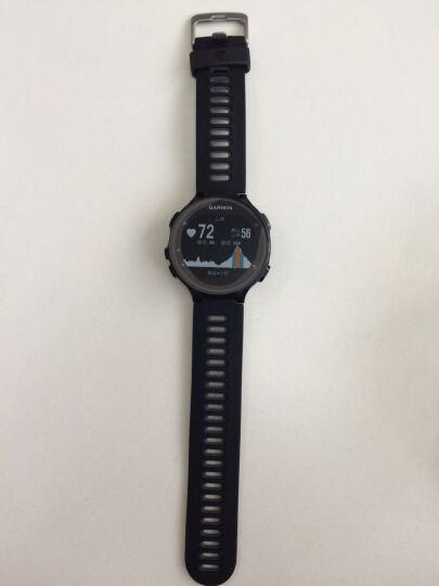 佳明(GARMIN)跑步手表 Forerunner735 黑色 GPS智能手表 男女光学心率腕表 跑步游泳骑行铁三通知运动手表 晒单图