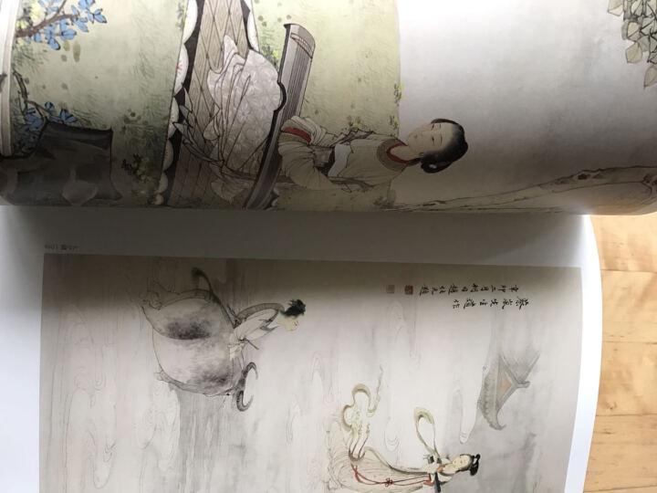 蔡岚工笔人物画集:设色卷 晒单图
