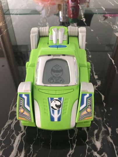 伟易达Vtech 变形恐龙一代霸王龙 玩具变形机器人汽车百变金刚儿童玩具男孩 晒单图