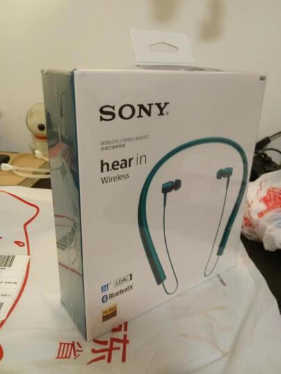 索尼(SONY)h.ear in Wireless MDR-EX750BT 无线立体声耳机(炭黑) 晒单图