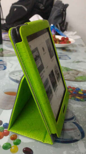 保护壳皮套电脑包适用于掌阅iReader plus/R6805电纸书电子书阅读器 黑色 钢化膜+钢化套套餐 晒单图