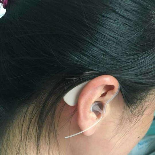 新声(NewSound) 充电助听器中老年无线耳聋耳背充电耳机双耳中度重度听力下降年轻人 座充vivo201官方标配 晒单图