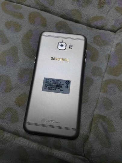 三星(SAMSUNG)Galaxy C5 Pro(C5010)4GB 64GB版 枫叶金 移动联通电信4G手机 双卡双待 晒单图