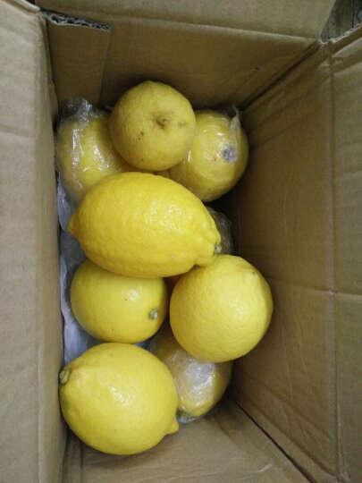【安岳馆】 雷蒙 安岳柠檬中大果 黄柠檬 1500g 晒单图
