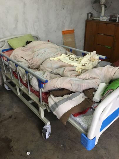 领航奉献护理床家用多功能医疗用床瘫痪老人翻身床可升降医院病床 加宽90变1.2米全曲 晒单图