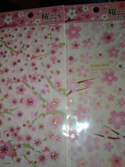 日本风格粉色创意浪漫の樱花小贴纸 学生贴纸包韩国日记手账本装饰贴画 手机diy相册贴画 SP-SP03 晒单图