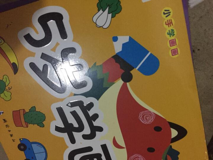 小手学画画3~6岁(套装共4册) 晒单图