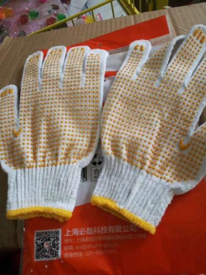 吉米家居 JM-G201004 劳保手套 防滑手套 耐磨手套 防护手套 晒单图