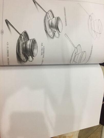 素描基础教程+速写基础教程(全2册) 绘画入门教材 艺术美术写生教程素描基础书籍 晒单图