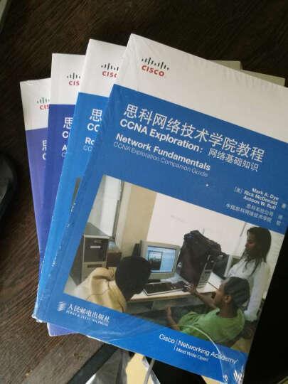 思科网络技术学院教程(CCNA Exploration:接入WAN)(附VCD光盘1张)(异步图书出品) 晒单图