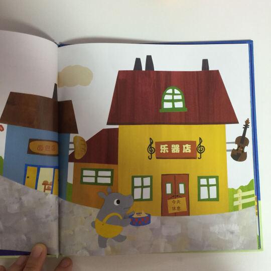 幼儿创造力精选:小河马波波系列(套装4册) 晒单图