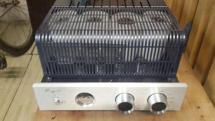 声雅 A17CSII 高保真HiFi发烧级大功率胆石混合合并式功放机 支持:蓝牙光纤同轴 A17CSII功放 + H5音箱 晒单图