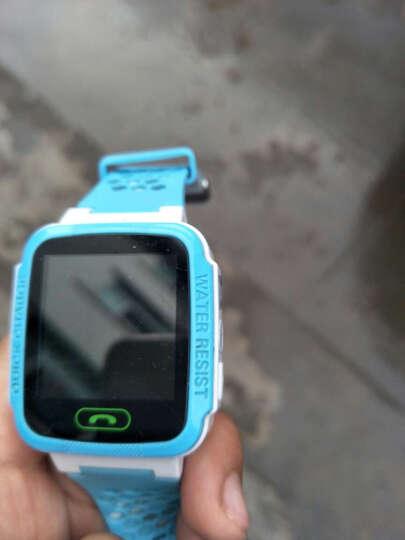 亦青藤 儿童电话手表智能手表定位插卡通话GPS安全防丢腕表彩屏触摸防水拍照电信版电话手表 (防水学习版+QQ+微信+定位)白粉 晒单图