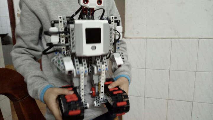 氪5号 能力风暴 教育机器人 积木系列 (AI 智能 编程) 晒单图