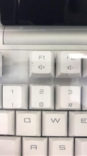 樱桃(CHERRY)MX Board 8.0 G80-3880HSAEU-0 背光游戏机械键盘 白色青轴 绝地求生 吃鸡键盘 晒单图