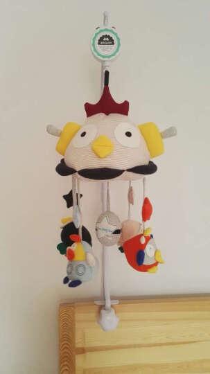 SHILOH 新生儿DIY玩具材料包 非成品 妈妈手工 婴儿音乐旋转床铃摇铃-蛋糕猴60曲 晒单图