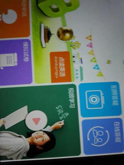 万虹学习机平板电脑学生平板八核4G全网通家教机10.1英寸32G金属版小学初中高中课本同步 四核白色2+32G版 晒单图