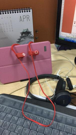 击音(iGene)Touch Sport 触控级 降噪运动防水蓝牙耳机 男女分款 挂耳式跑步健身 4.1无线HIFI  苹果红-男 晒单图
